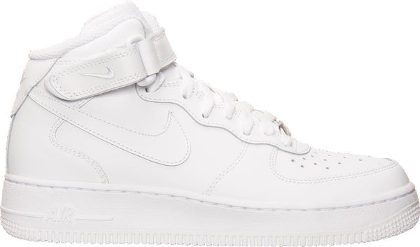 meilleur service 9faf7 84710 Big Kids Nike Air Force One Mid Af1 Gs Sneaker In White