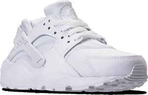 Big Kids Nike Air Huarache Run Gs Sneaker In White