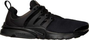 Big Kids Nike Presto Gs Sneaker In Black Black - Simons Sportswear