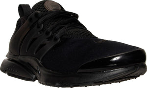 Big Kids Nike Presto Gs Sneaker In Black Black