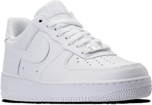 Mens Nike Air Force 1 Low Af1 Sneaker In White - Simons Sportswear