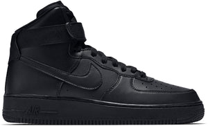 Mens Nike Air Force One High Af1 Sneaker In Black