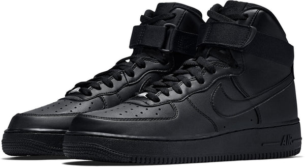 the sale of shoes biggest discount big sale Mens Nike Air Force One High Af1 Sneaker In Black