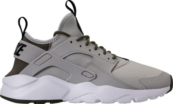 2a2e34589e6a Mens Nike Air Huarache Run Ultra Sneaker In Cool Grey Cargo Khaki - Simons  Sportswear
