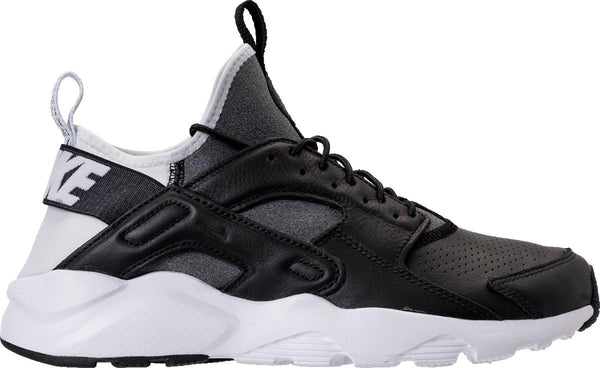 promo code 5c34e 9c37b Mens Nike Air Huarache Run Ultra Se Running Shoe In Black Black White
