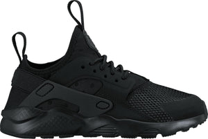 Preschool Kids Nike Huarache Run Ultra Ps Sneaker In Black