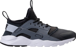 Preschool Kids Nike Huarache Run Ultra Ps Sneaker In Pure Platinum Cool Grey