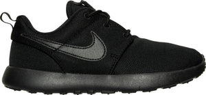 Preschool Kids Nike Roshe One Sneaker In Black Black