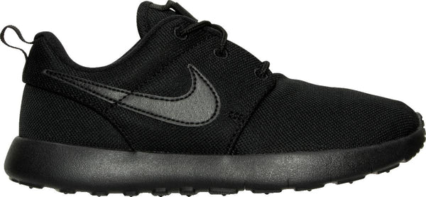 finest selection 0ecb8 a7586 Preschool Kids Nike Roshe One Sneaker In Black Black