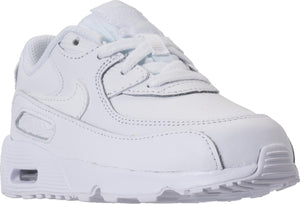 Toddler Kids Nike Air Max 90 Td Sneaker In White - Simons Sportswear