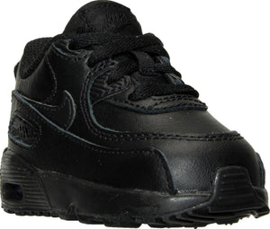 Toddler Kids Nike Nike Air Max 90 Td Sneaker In Black Black - Simons Sportswear