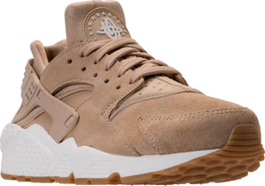 Womens Nike Air Huarache Run Sd Running Shoe In Mushroom Light Bone - Simons Sportswear