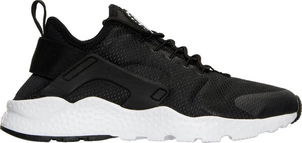 a5de636931a5 Womens Nike Air Huarache Run Ultra Running Shoe In Black White ...