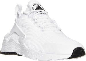 Womens Nike Air Huarache Run Ultra Running Shoe In White