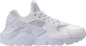 Womens Nike Air Huarache Run Running Shoe In White