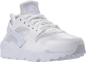 Womens Nike Air Huarache Run Running Shoe In White - Simons Sportswear