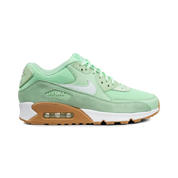 new style c42aa 62bf8 Womens Nike Air Max 90 Running Shoe In Fresh Mint Green Gum - Simons ...