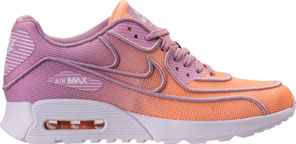 new arrival 057a9 8580f Womens Nike Air Max 90 Ultra 2 Br Sneaker In Sunset Glow Orchid