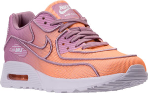 Womens Nike Air Max 90 Ultra 2 Br Sneaker In Sunset Glow Orchid - Simons Sportswear