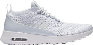 Womens Nike Air Max Thea Ultra Flyknit Sneaker In Pure Platinum - Simons Sportswear