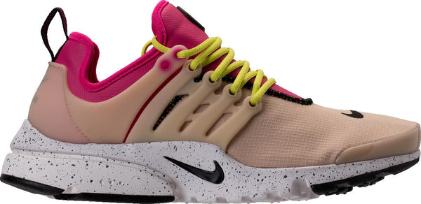 the best attitude 30414 a741b Womens Nike Air Presto Ultra Si Sneaker In Mushroom Deadly Pink Cactus