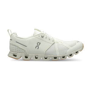 "Womens OnRunning ""Cloud Terry"" Running Shoe (White)"