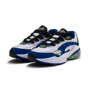 Mens Puma Cell Venom Sneaker In White Surf The Web