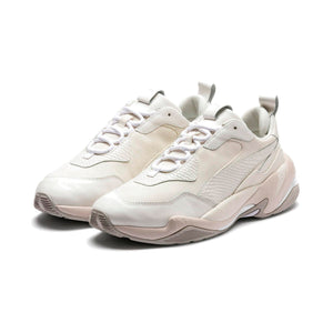 Mens Puma Thunder Desert Sneaker In Beige Off White