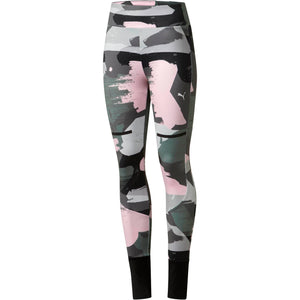 8beee94bced695 Quick View · Womens Puma Chase All Over Print Tights Leggings In Iron Gate  ...