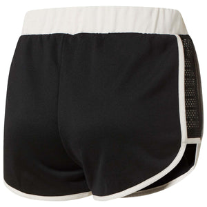 Womens Puma Touch Of Life Shorts In Black - Simons Sportswear