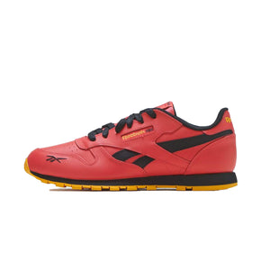 Big Kids Reebok Classic Leather MU in Red - Simons Sportswear