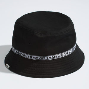 Vans In A Daze Bucket Hat In Black White - Simons Sportswear
