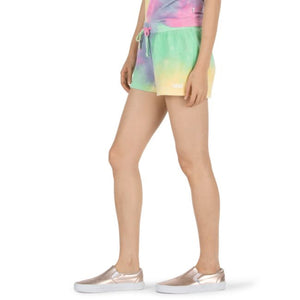 Womens Vans Aura Wash Shorts In Aura Wash - Simons Sportswear