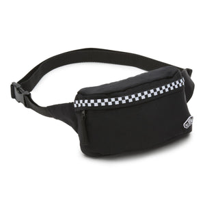 Bag Vans Burma Fanny Pack Bag In Black Microcheck