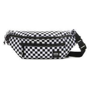 Bag Vans Ranger Waist Pack Bag In Black White - Simons Sportswear
