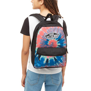 Bag Vans Realm Tie Dye Backpack In Tie Dye