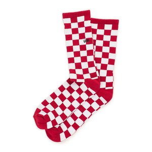 Men's Vans Checkerboard II Crew Socks - Simons Sportswear