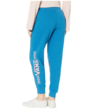Mens Vans Funnier Times Sweatpants In Blue Sapphire