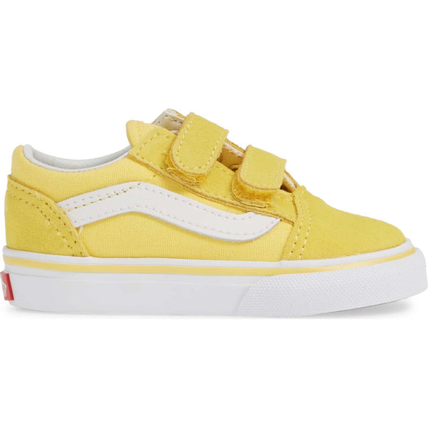 f959fd89a82a94 Toddler Kids Vans Old Skool V Skate Shoe In Aspen Gold - Simons ...