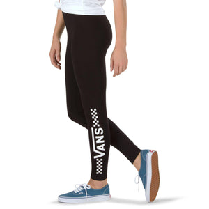 Womens Vans Funnier Times Tights Leggings In Black