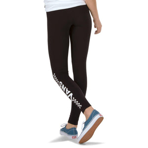 Womens Vans Funnier Times Tights Leggings In Black - Simons Sportswear