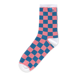 Womens Vans Ticker Single Pair Socks In Blue Sapphire