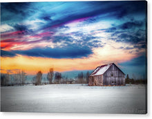 Load image into Gallery viewer, Water Color Barn - Acrylic Print
