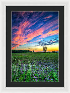 Highway To Heaven - Framed Print