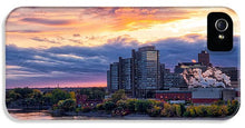 Load image into Gallery viewer, Portage Fall Sunset Colors - Phone Case