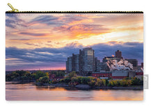 Load image into Gallery viewer, Portage Fall Sunset Colors - Carry-All Pouch