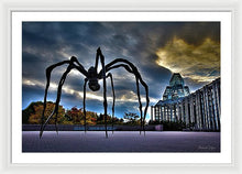 Load image into Gallery viewer, Spider Art - Framed Print