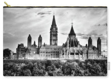 Load image into Gallery viewer, The Canadian Parliament - Carry-All Pouch