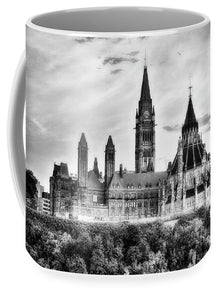 The Canadian Parliament - Mug