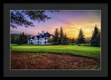 Load image into Gallery viewer, The Clubhouse - Framed Print